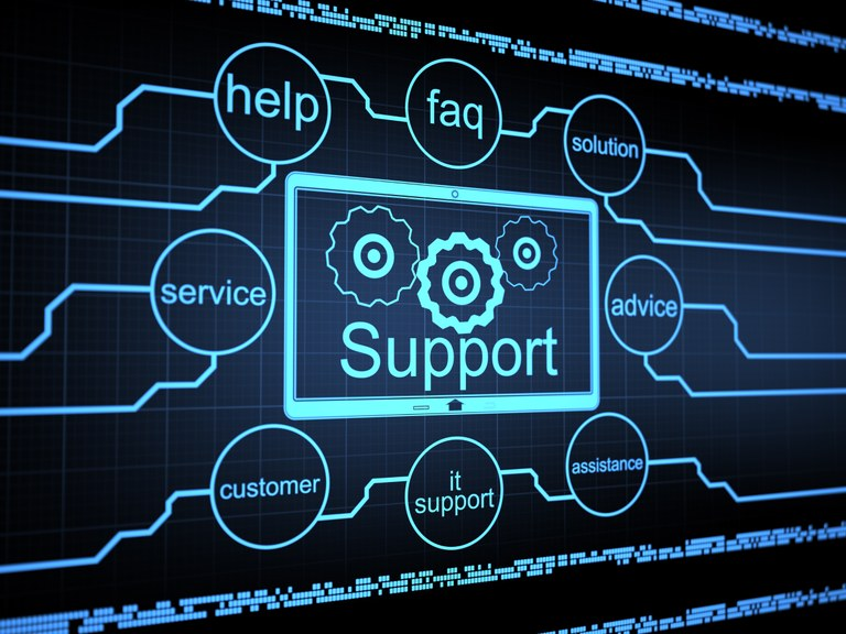 IT support specialist